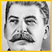Josef Stalin's Political Moustache