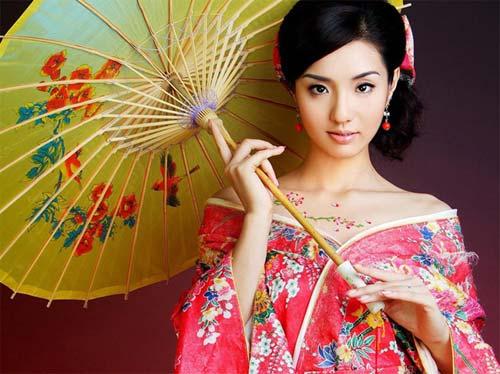 Фото китаянки