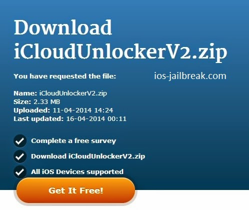 Bypass Hack iCloud Doulci 2017 Activator Download Free