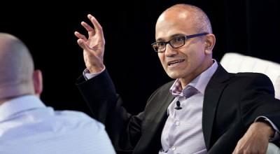 Nadella Calon Kuat Untuk Posisi CEO Microsoft?