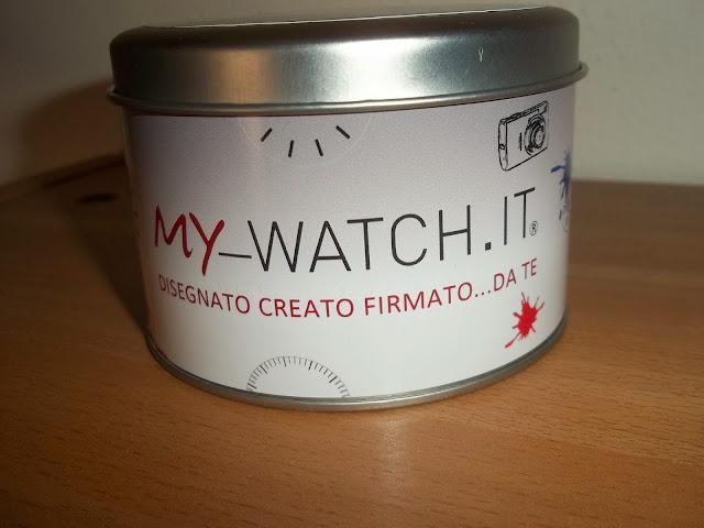 my-watch.it  arriva l'orologio personalizzato da te ...