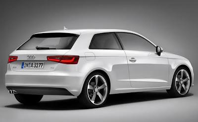 Novo Audi A3 2013