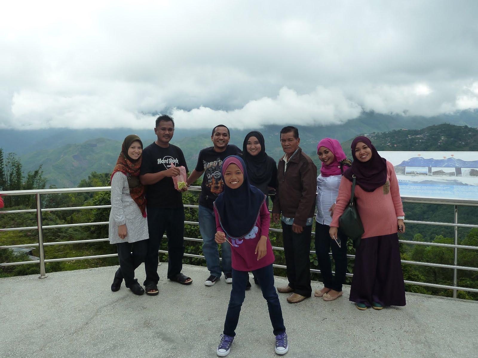 Famille @ KK
