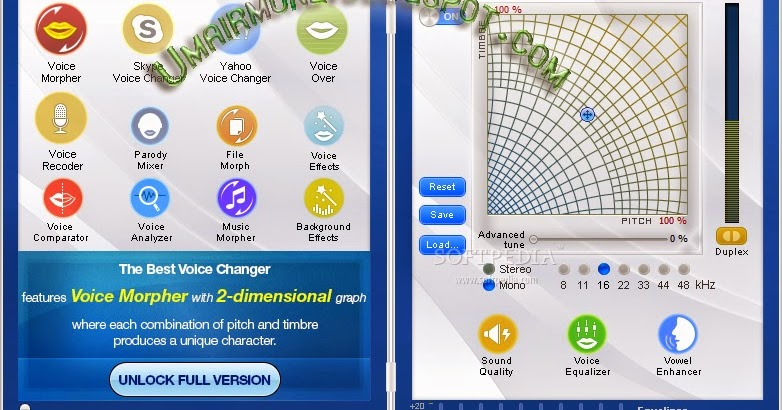 Download the latest version of AV Voice Changer free in English on CCM