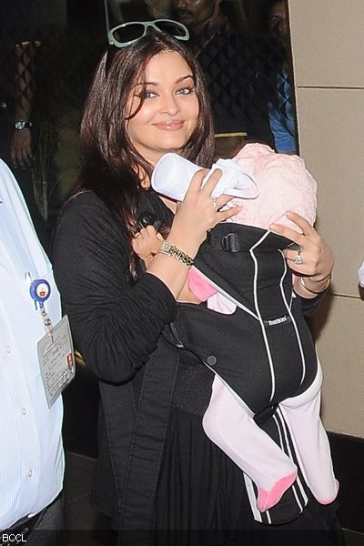 Ashwarya baby Aaradhya Bachchan Picture