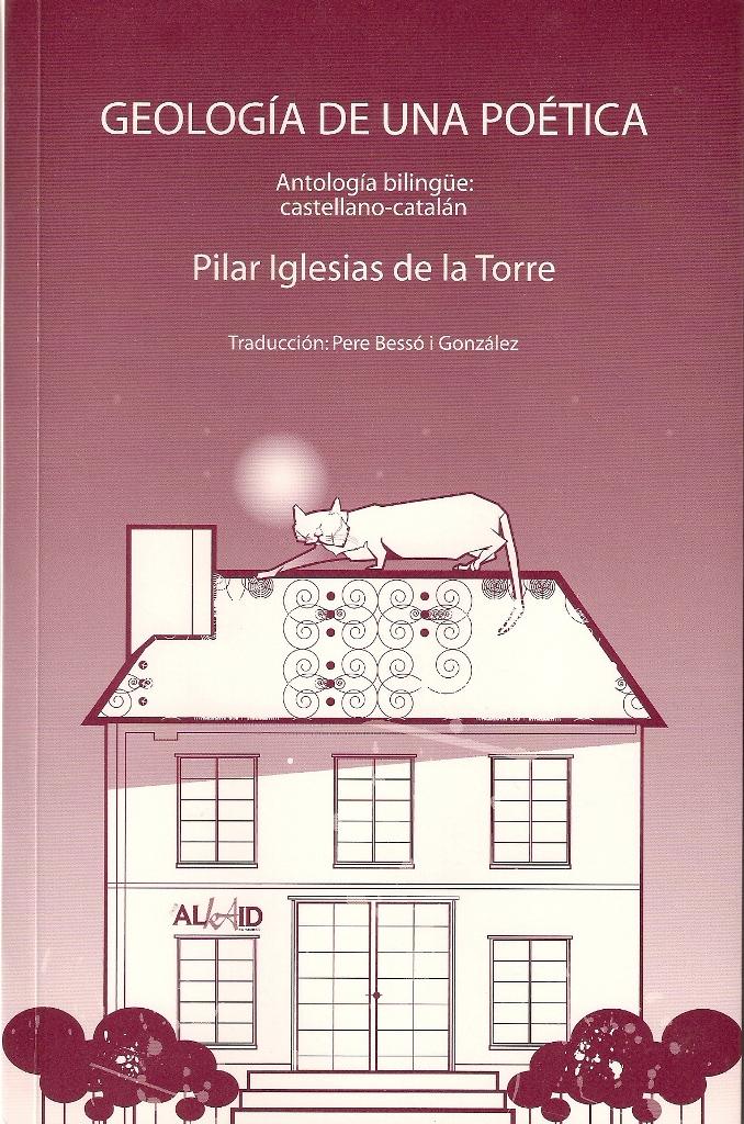 Geología de una poética, de Pilar Torres Iglesias.