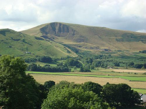 Hope Valley Peak District, Derbyshire