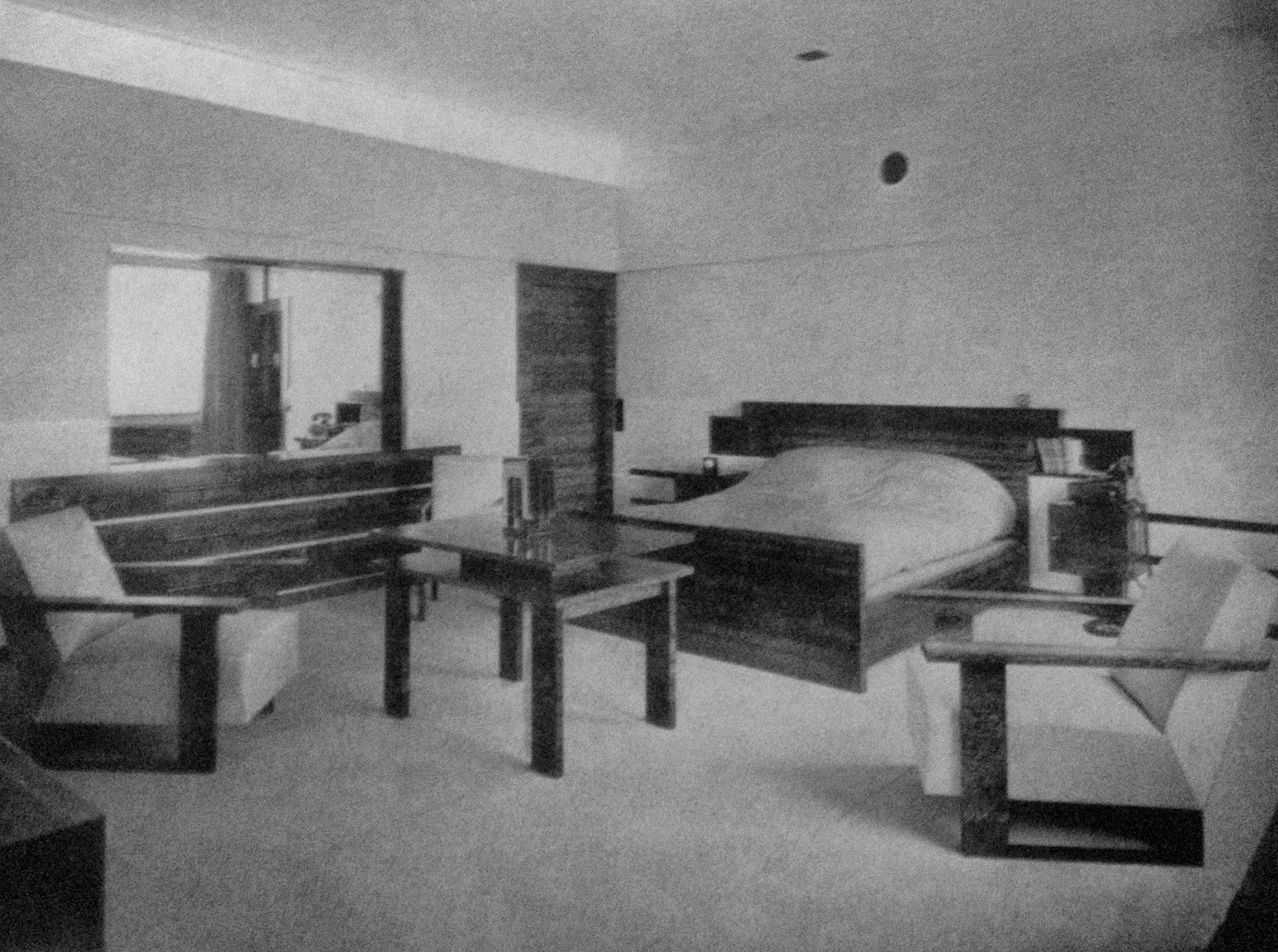 Le blog des amis de la villa cavrois: archives intérieures