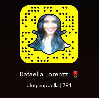 SnapChat - blogsmpbella ❣