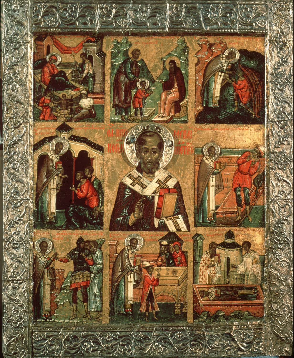 the life of st nicholas St nicholas – nicholas of myra st nicholas is a saint also known as nicholas of myra due to his  early in his life, st nicholas was fully dedicated to serving.