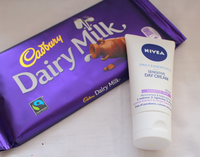 How To Stress Less Nivea Chocolate relax