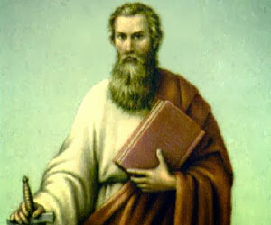 Is this what Paul of Tarsus looked like?