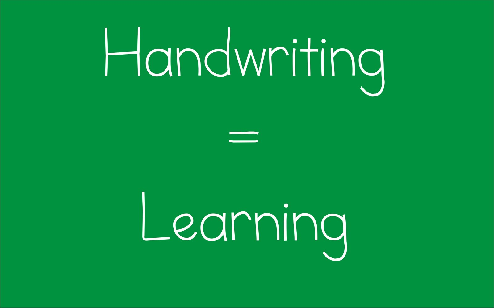 handwriting v typing Typing vs longhand: does it affect your writing  i had a typing -- handwriting experience a few years ago when,  typing vs longhand: does it affect your.