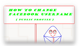 How to change Facebook username