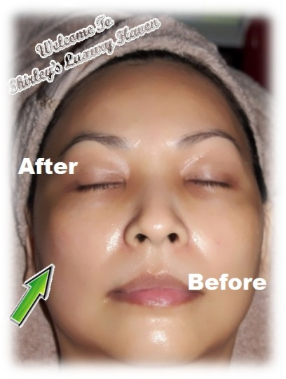 your senses beauty gatineau before after facial
