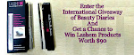 Lashem Giveaway at Beauty Diaries (Win Products worth $90), international, ends 3 december