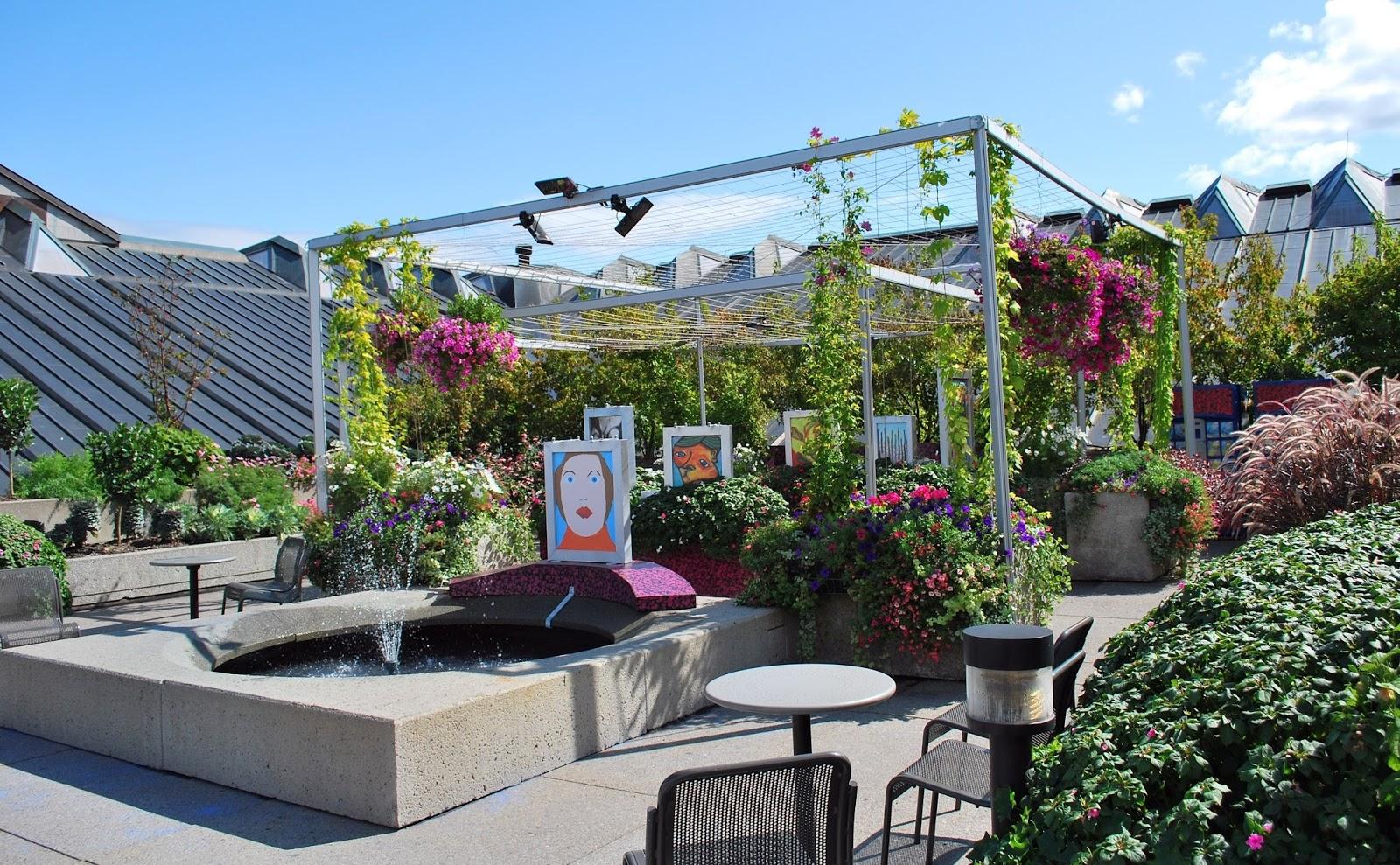 Rooftop Gardens Luxaflex