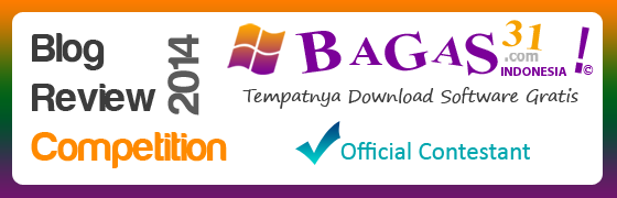 BAGAS31 Blog Review Competition