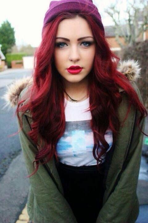 Chromobeauty Unnatural Hair Color Inspiration
