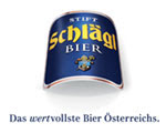 Sponsoriert vom guten Schlägler Bier:
