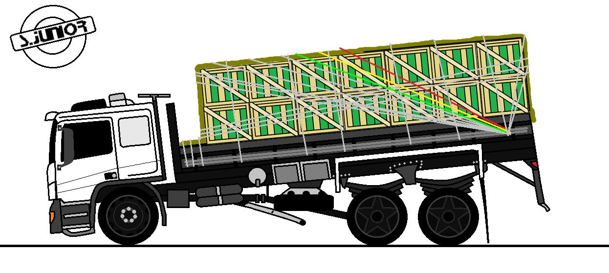 mt desenhos d caminhões atego top d