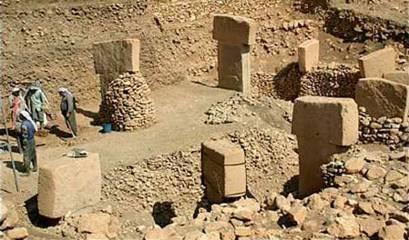 Penggalian Kuil Gobekli Tepe