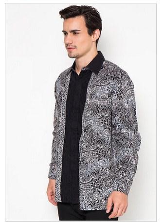 Sample Baju Muslim Batik Pria  Danitailor