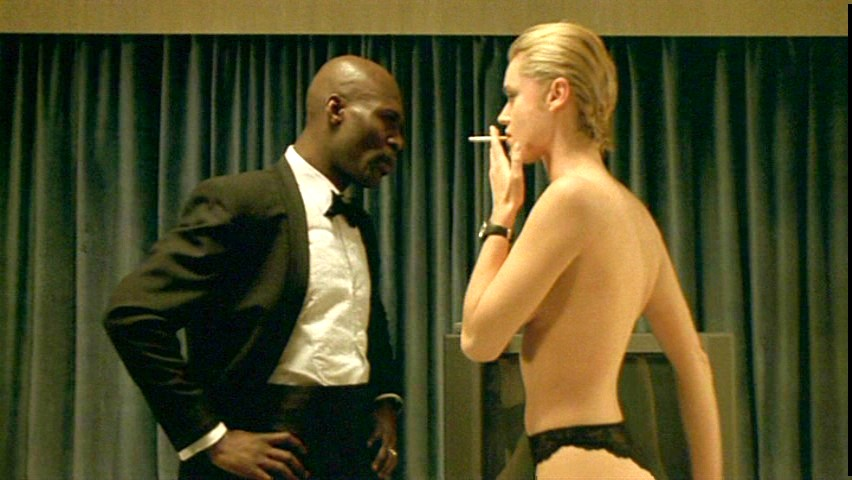 Laure and Blace Tie in Femme Fatale 2002  movieloversreviews.blogspot.com
