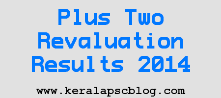 HSE Plus Two Revaluation Results 2014