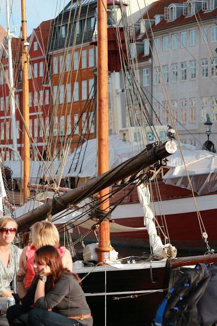 Amalie loves Denmark Nyhanv Kopenhagen