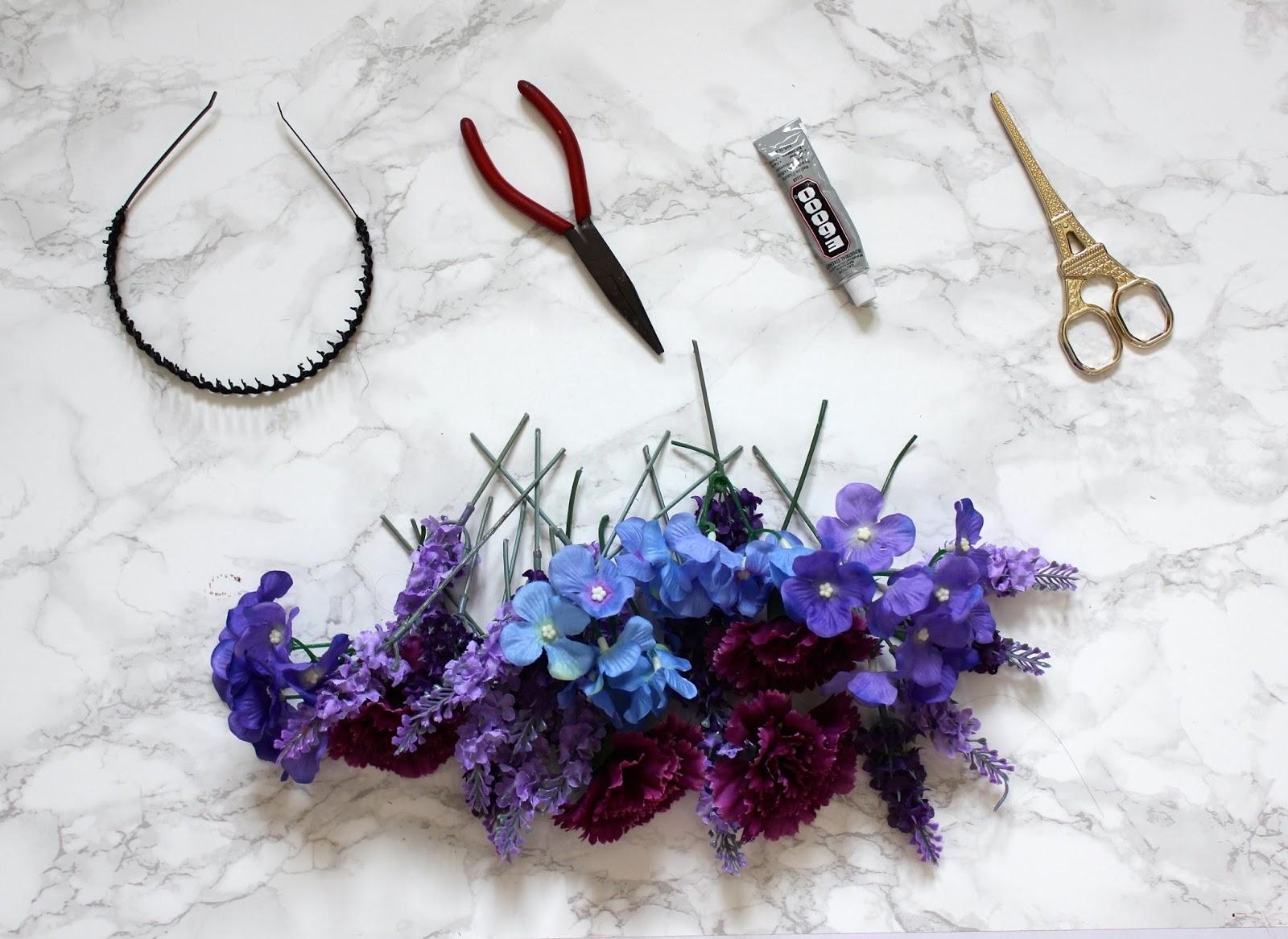 Цветы из ткани своими руками и вязанные крючком. Заколки для 24