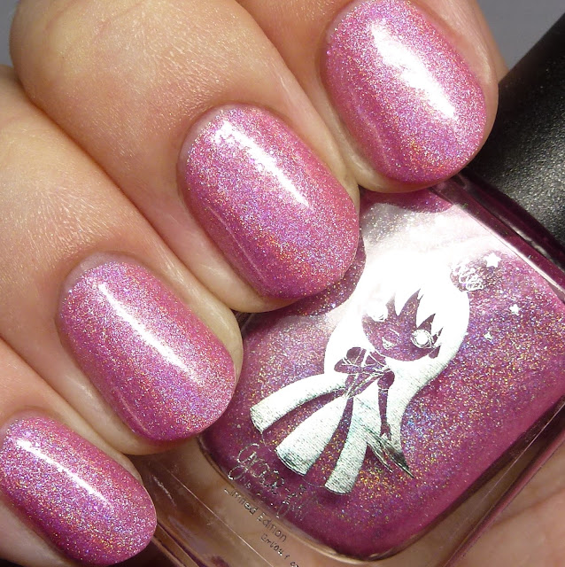Grace-full Nail Polish Princess Rose