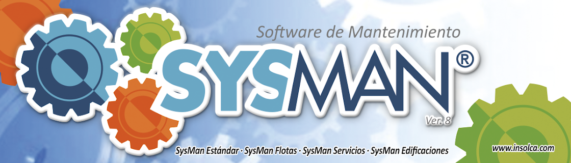 SysMan Software de Mantenimiento