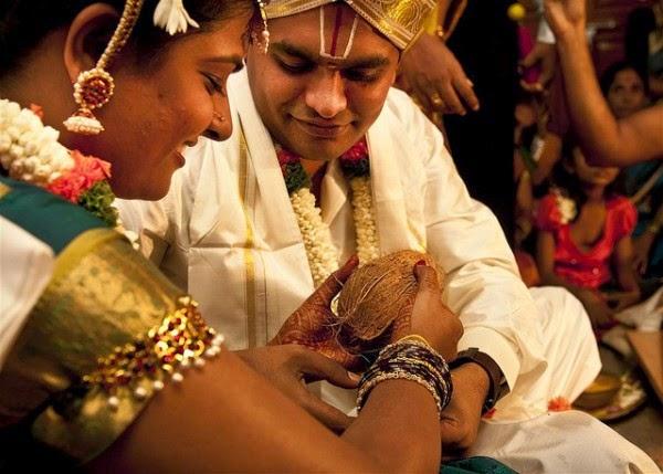 interesting wedding traditions