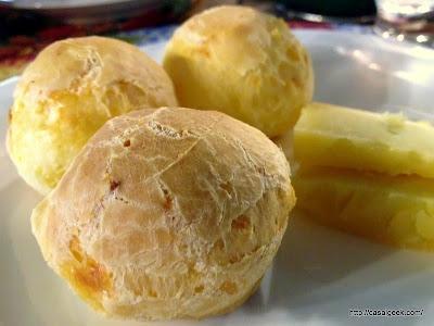 Pão de Queijo - Cafeteria da Fazenda
