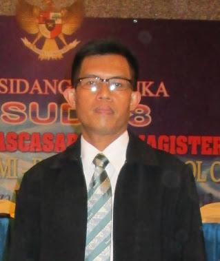 Kepala MTs Negeri Ciranjang