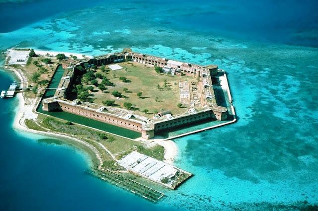 Dry Tortugas Parque Florida Keys
