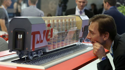 Россия и Китай подписали договор о проекте железной дороги Москва — Казань