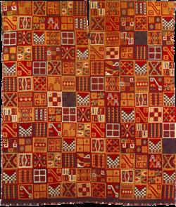 Textilería incaica