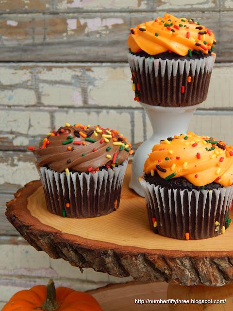 Cute cupcake display