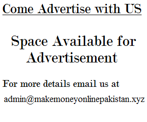 Advertise on MMOP