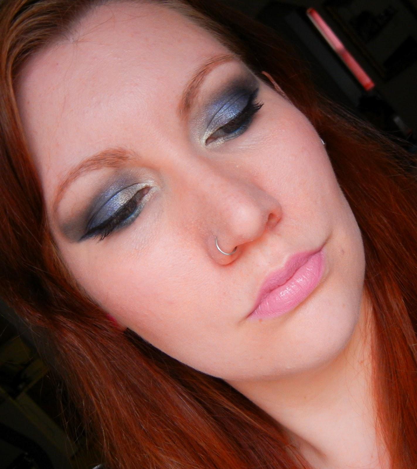 How To Apply Bright Eye Makeup Video Dramatic Cosmopolitan Formal Eye Makeup  Step By Step Tutorial