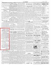 """"""" ECO DI BERGAMO"""" 31 OTTOBRE 1922"""