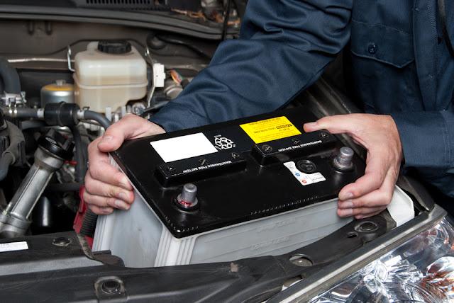 Batería de auto nueva