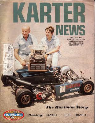 Girls Race 2: History of Women in Racing: Kart Drivers