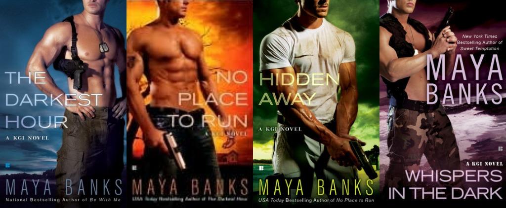 KGI Books 1-6 - Maya Banks