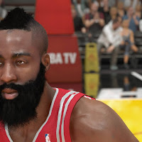Fear The Beard : James Harden