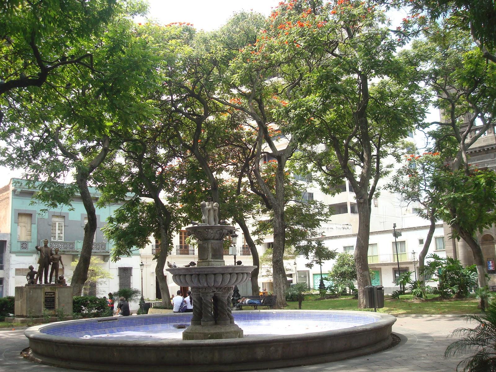 sancarlosfortin fuente abandonada en jardin del carmen en