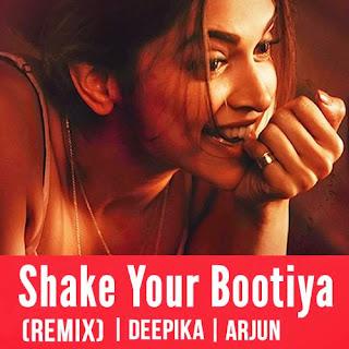 Shake Your Bootiya Remix - Finding Fanny