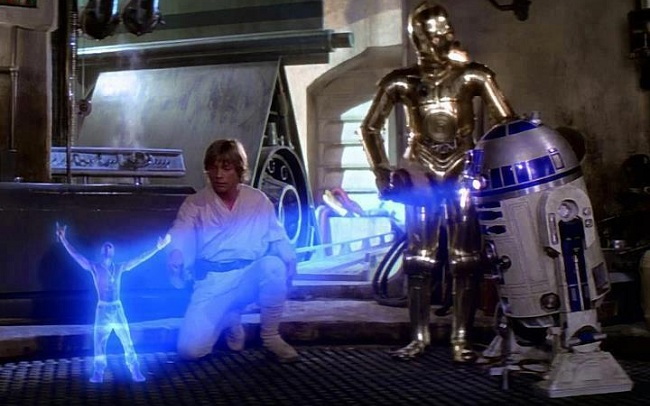 'Artoo, you are aware the Underground just don't stop for hoes, right?'